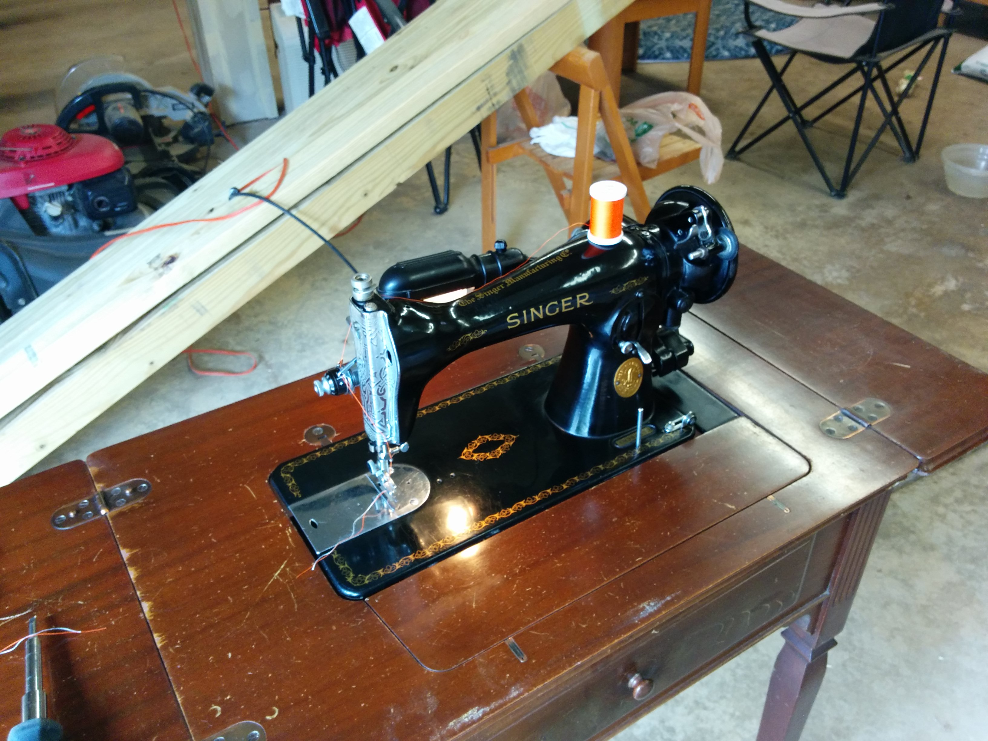 Why a Singer 201 will always be a favorite. – Sewing.for.Life!