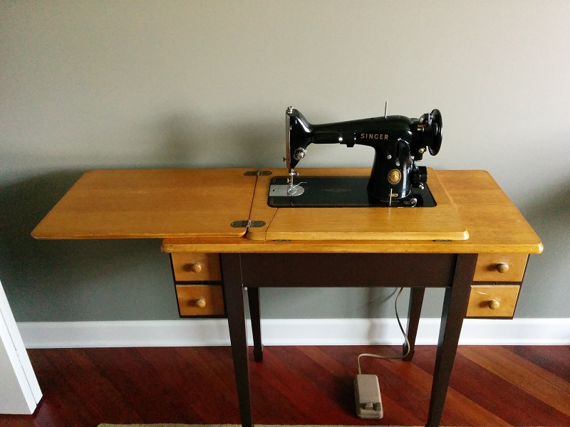 Why A Singer 40 Will Always Be A Favorite SewingforLife Custom Singer Sewing Machine 301a Value