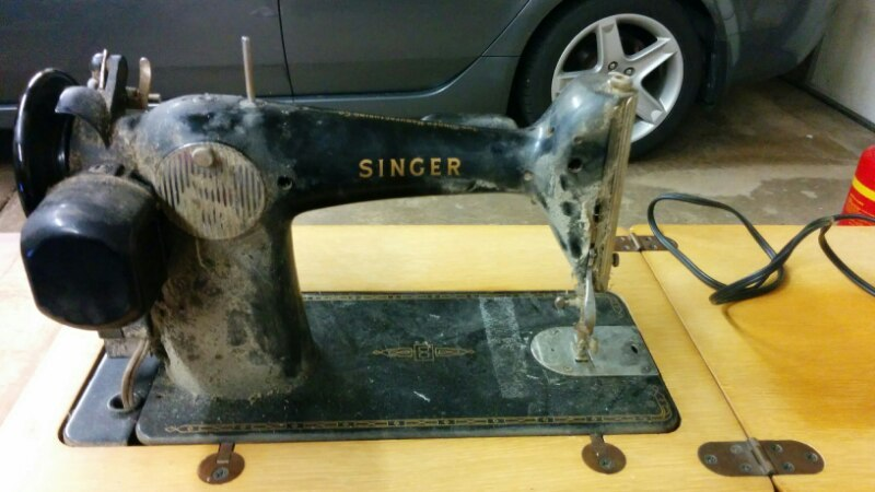 Why A Singer 40 Will Always Be A Favorite SewingforLife Unique Singer Sewing Machine Model 201 Value